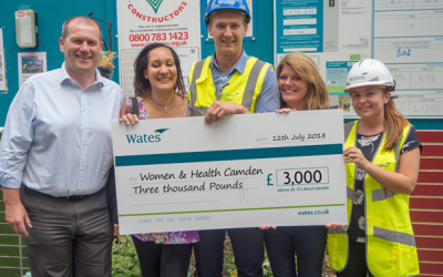 Wates Green Spaces Grant