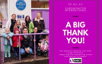 THANK YOU Euromonitor International!