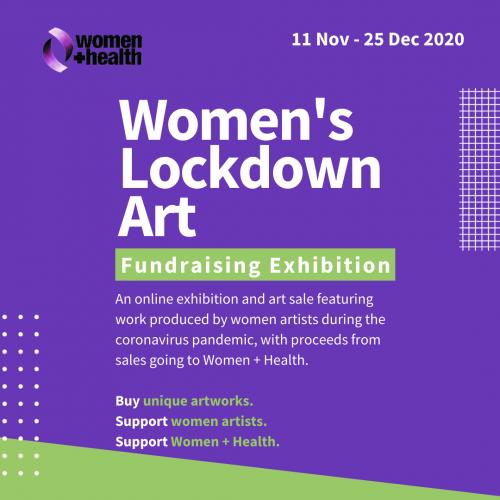 Women's Lockdown Art